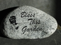 Large Garden Stone  (8 - 10 Inches)